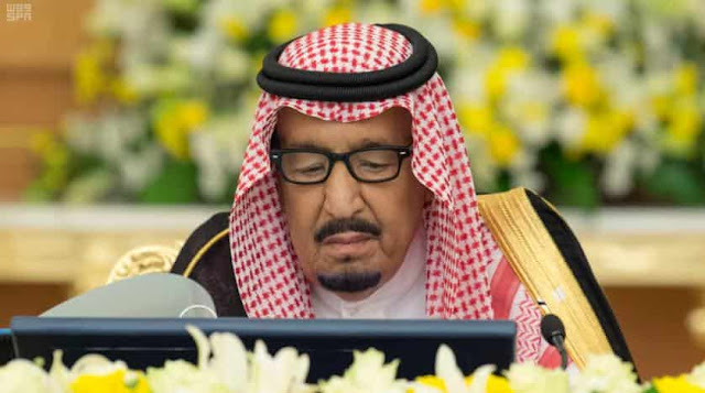 KING SALMAN ISSUED NUMBER OF ROYAL ORDERS