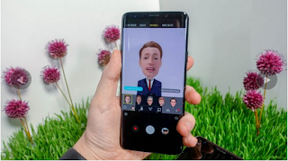 Apa itu AR Emoji di Samsung Galaxy S9? Inilah Penjelasannya