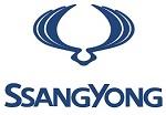 Logo Ssang Yong marca de autos