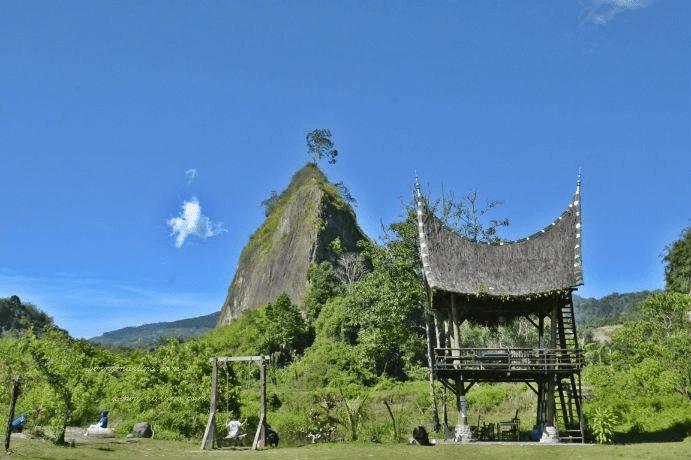tempat wisata tersembunyi di bukittinggi