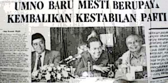 Gadai akidah kerana taksub kepada Mahathir... Kisah nyata