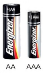 Aa And Aaa Batteries Are Battery Designations That Used To Indicate The Size Potential Charge Capacity Most Significant Difference Between