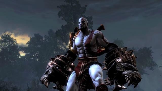 تحميل لعبة god of war 3 pc مضغوطة تورنت