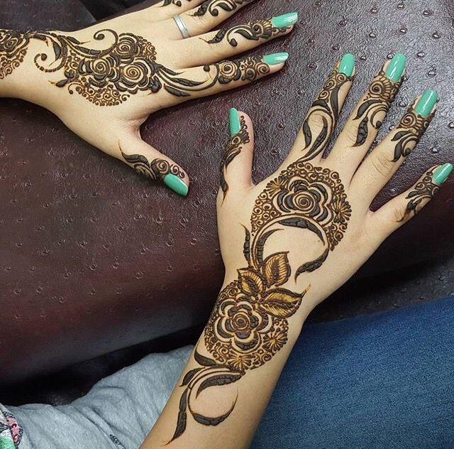 Update Info Recipes And Fashion Latest Henna Design Mehndi