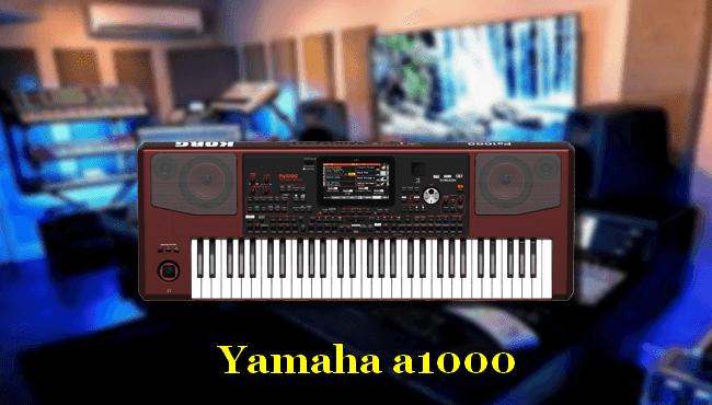 A1000 RYTHMES TÉLÉCHARGER LES YAMAHA