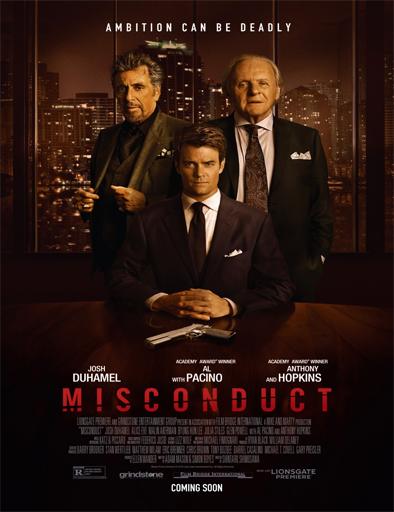 Ver Misconduct (2016) Online