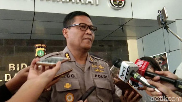 Polisi Minta Kominfo Blokir Situs Skandal Sandiaga Uno