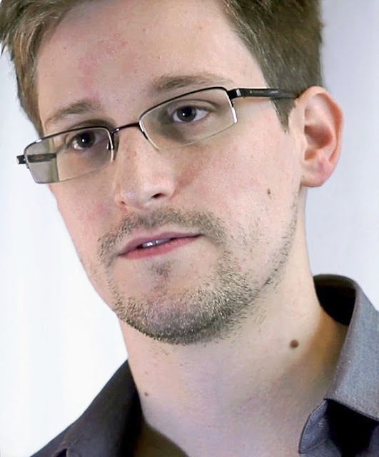 Edward Snowden is developing a new device