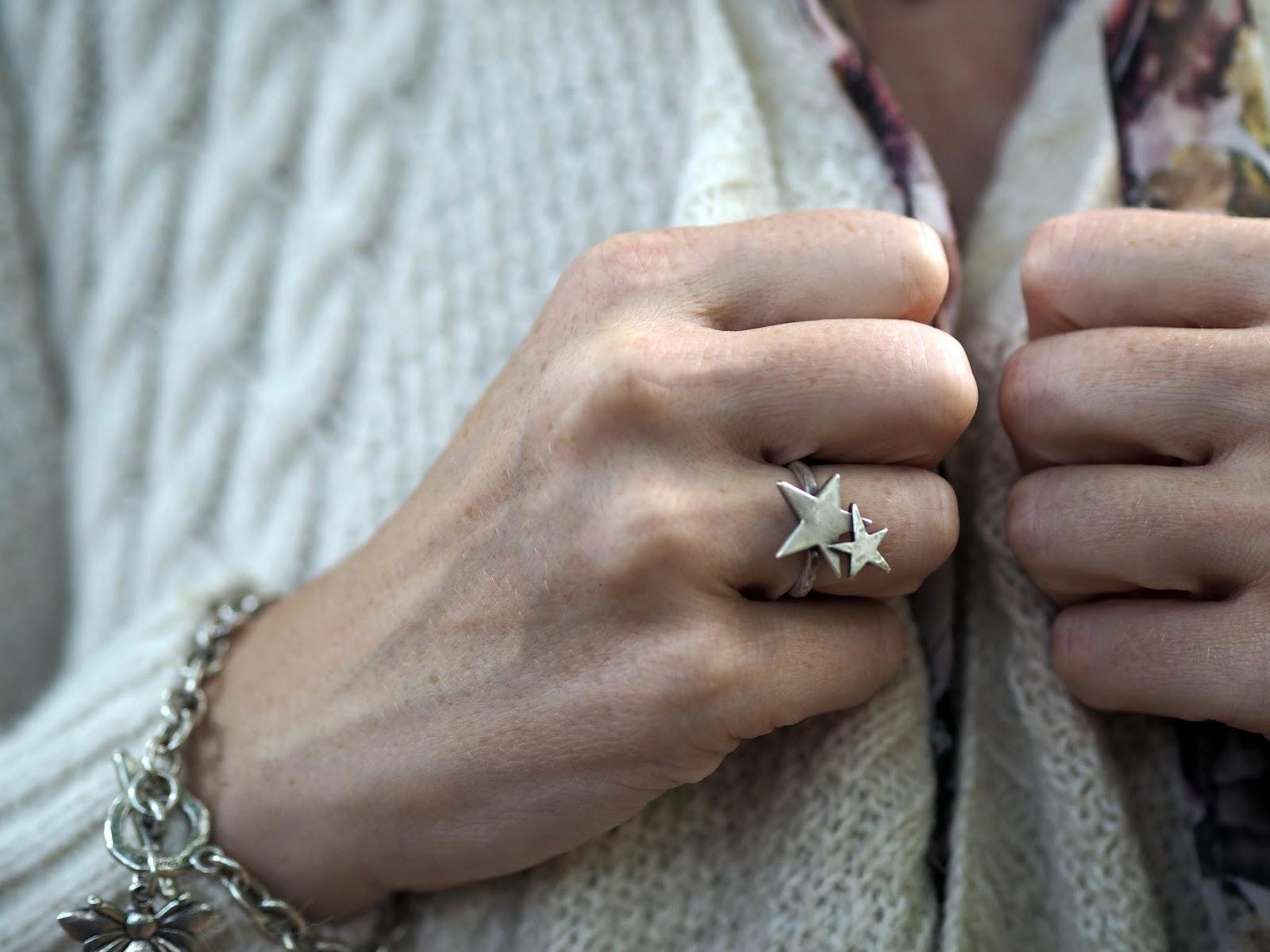 Danon double stars ring