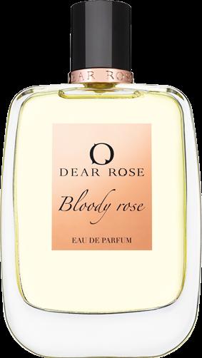 Parfum - Dear Rose Bloody Rose