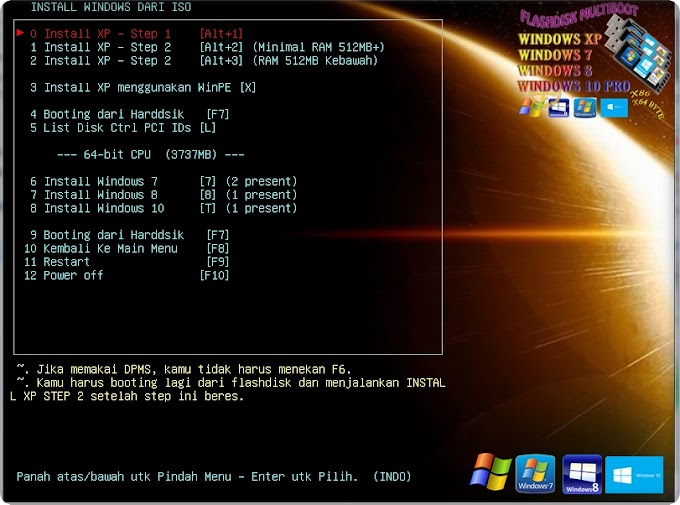 Cara Menguji / Mengetes USB / Flashdisk Bootable Dengan VirtualBox di windows 7