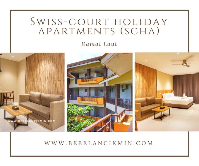 Damainya di Damai Laut Swiss-Court Holiday Apartment (SCHA)