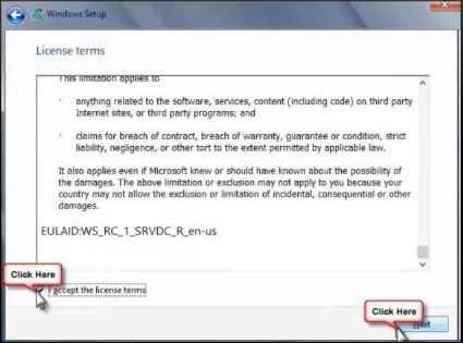 Windows Server 2012 System Requirement and Installation