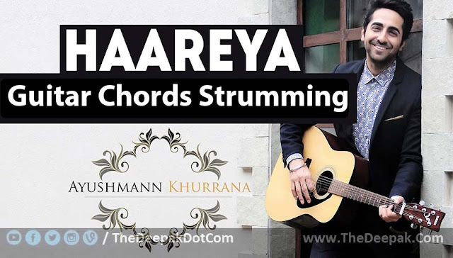 Haareya Guitar Tabs Leads Notes