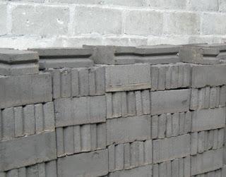 batako dan dinding batako
