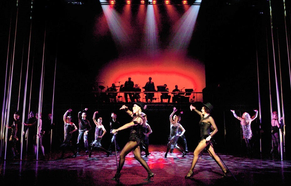 Musical Chicago na Broadway em Nova York
