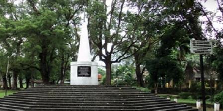 Taman Sari (wilhelmina park) kota pangkalpinang