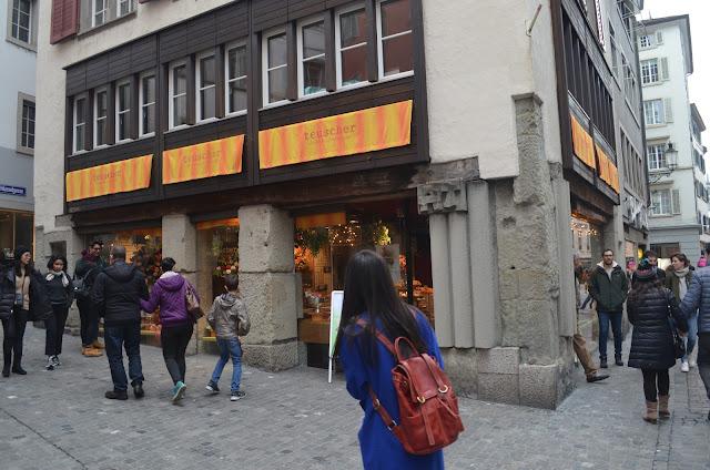 Teuscher Chocolates of Switzerland