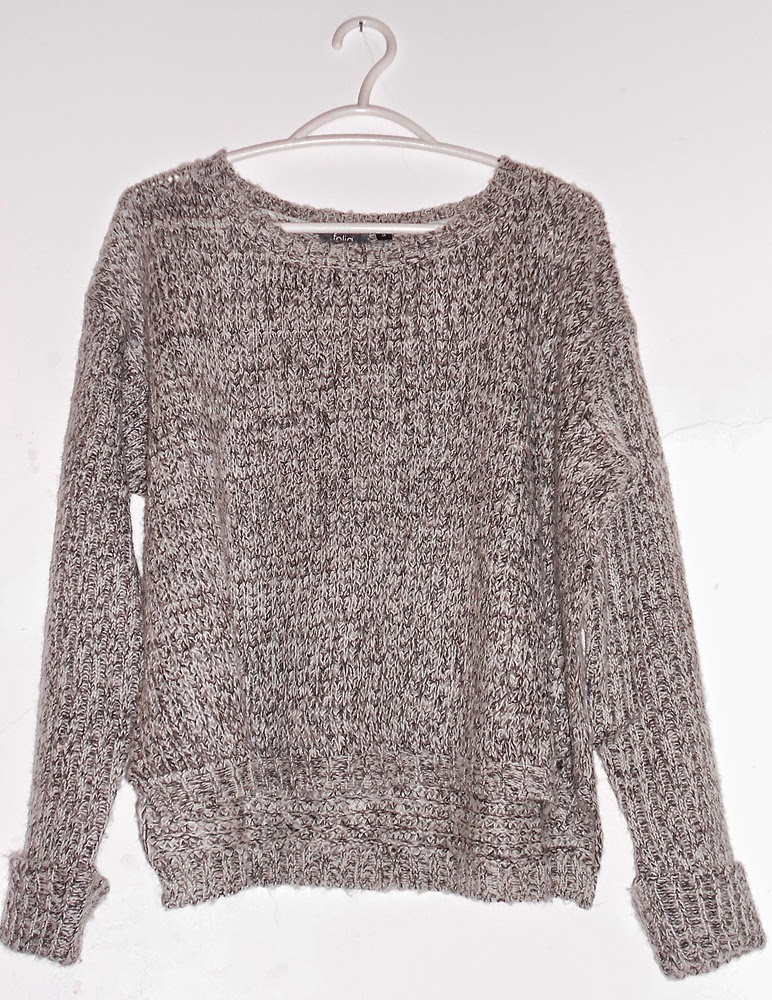 New in | Sweater
