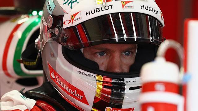 'Musuh Terbesar Vettel adalah Dirinya Sendiri'