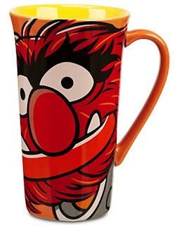 The Muppets Most Wanted Animal Coffee Mug