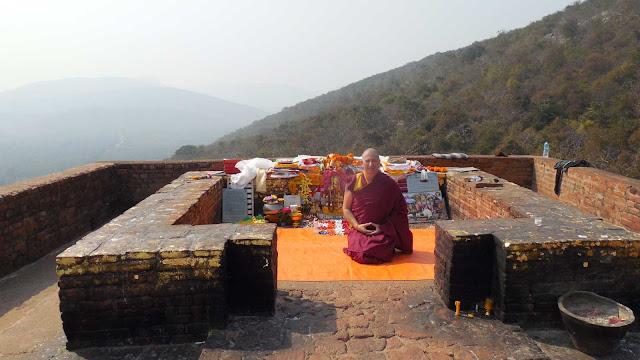 Monastery Rajgir Bihar