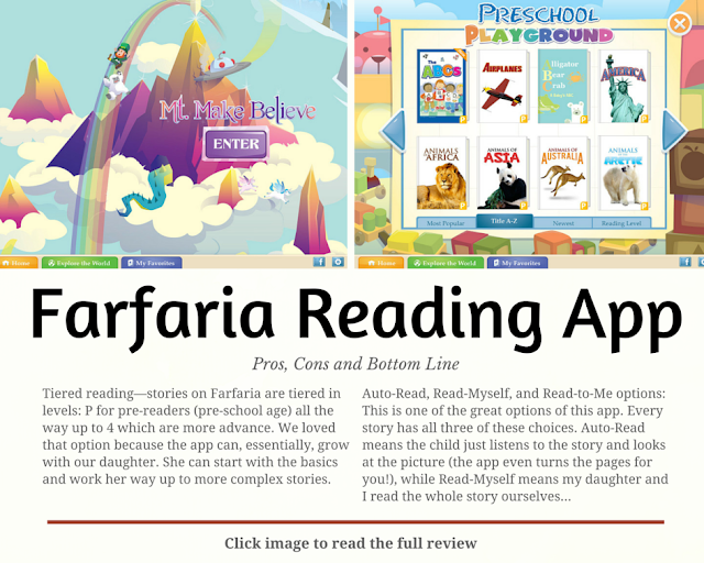 Farfaria App Review