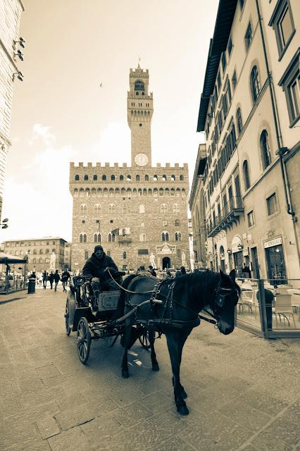 Palazzo della Signoria-Firenze