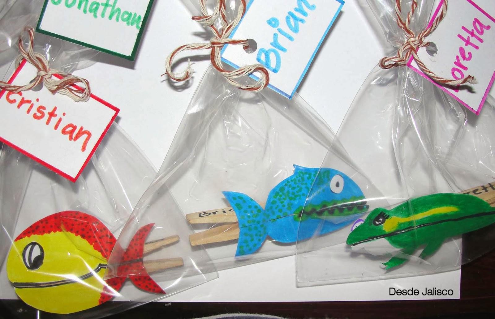 Sorpresitas - Regalos para niños sencillos y fácil de hacer - Desde ...