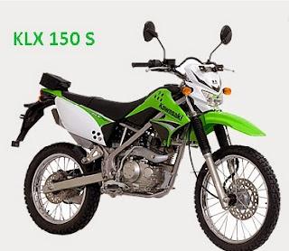 Motor KLX 150 S