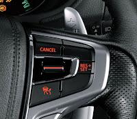 Mitsubishi All New Pajero Sport Dakar 4x2 Ultimate Fitur ACC - Adaptive Cruise Control