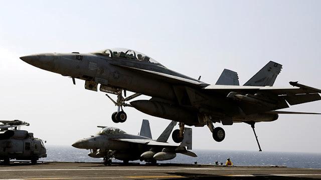Nuevo día, nuevo ataque: la coalición bombardea a las tropas de Assad