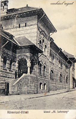 Liceul Alexandru Lahovary