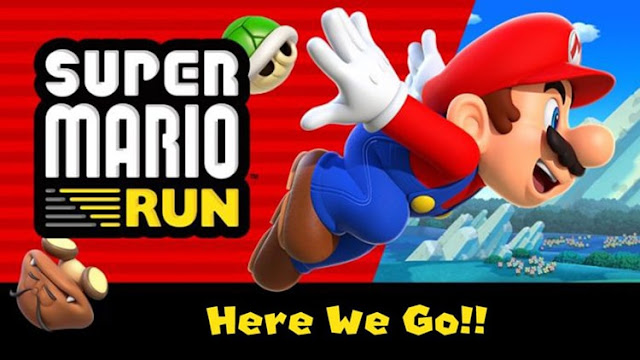 تحميل لعبة Super Mario Run لهواتف اندرويد