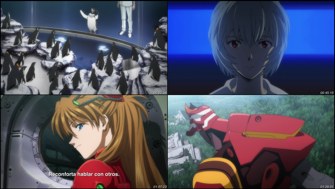 Evangelion 2.0 You Can (Not) Advance 2009