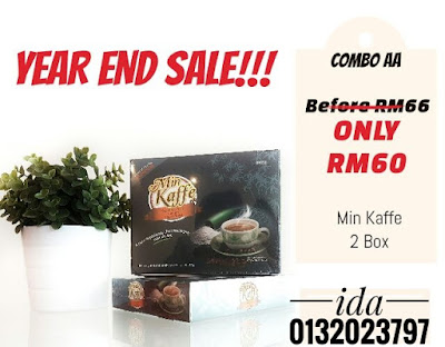 HARGA PROMOSI MIN KAFFE 2017 (YEAR END SALE)
