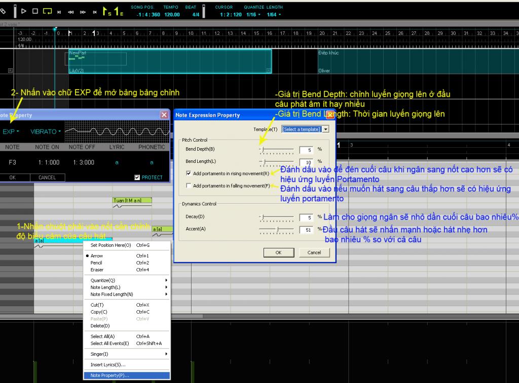 6GYF6qi - [ Hướng Dẫn ] Sử Dụng ca sĩ ảo trên Vocaloid | Phần 2 - Chỉnh kỹ thuật và Biểu cảm