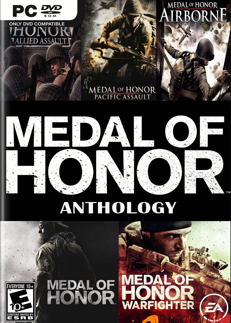 Medal of Honor: Anthology (2002-2012)
