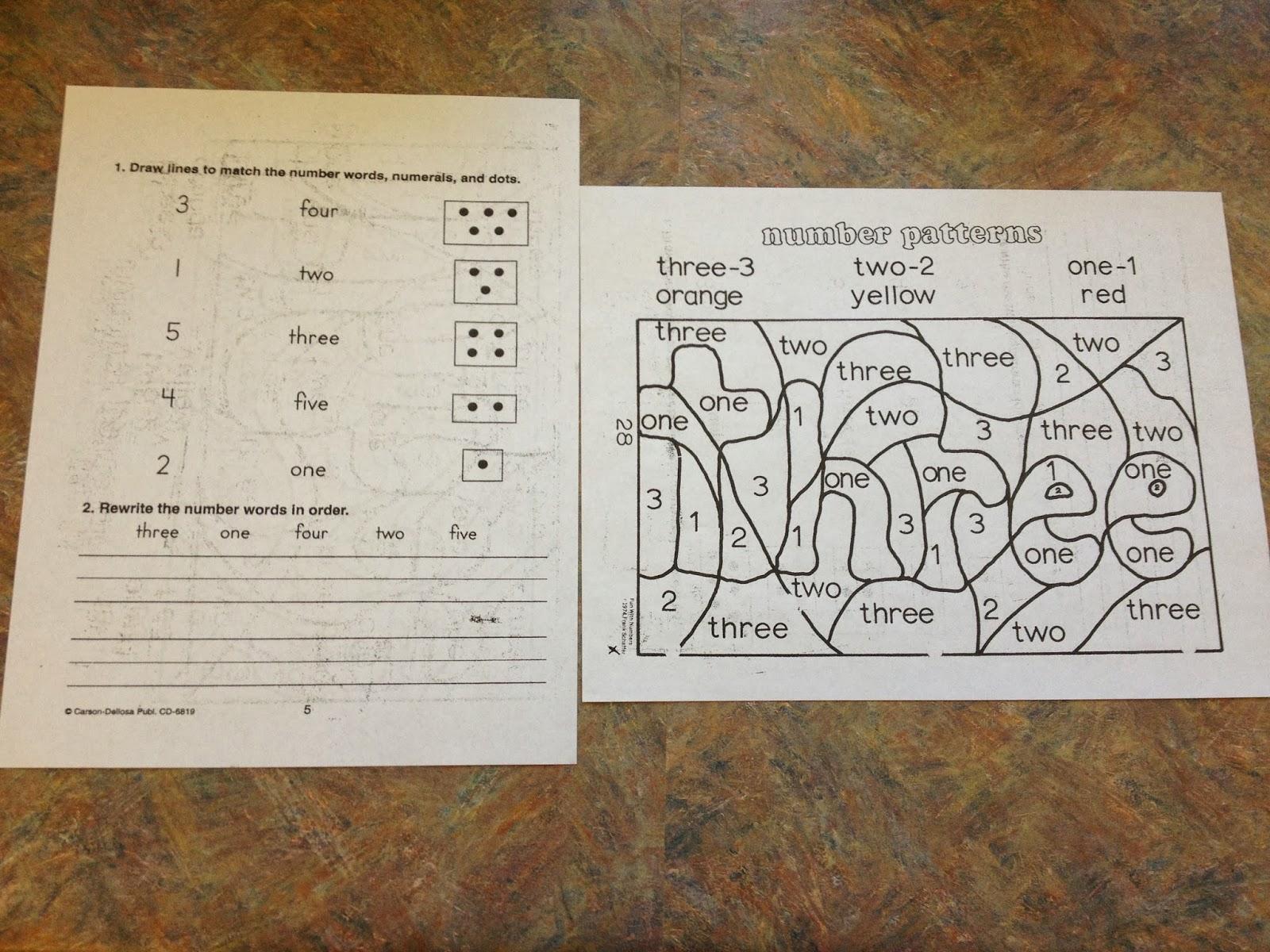 Miss Van Maren S Fantastic First Grade Build Week 1