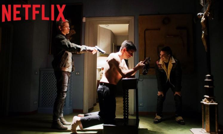 """Netflix Series Spotlights Italy's """"Fifth Mafia"""": Rome's ..."""