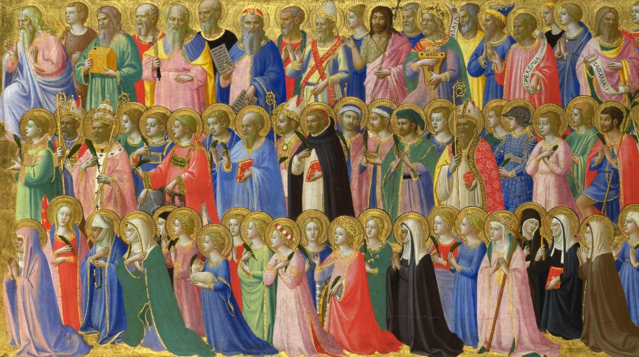 Fra Angelico: Saints
