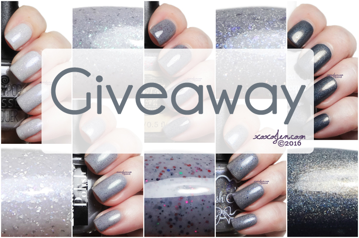 xoxoJen's Color Box Giveaway