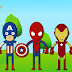Spiderman The Hero Cartoons For Children