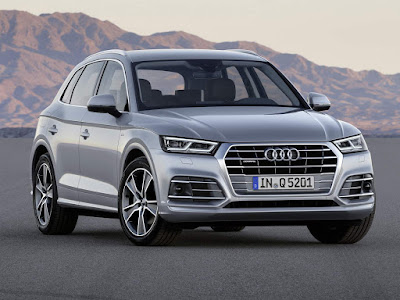 New Audi Q5 exterior look image