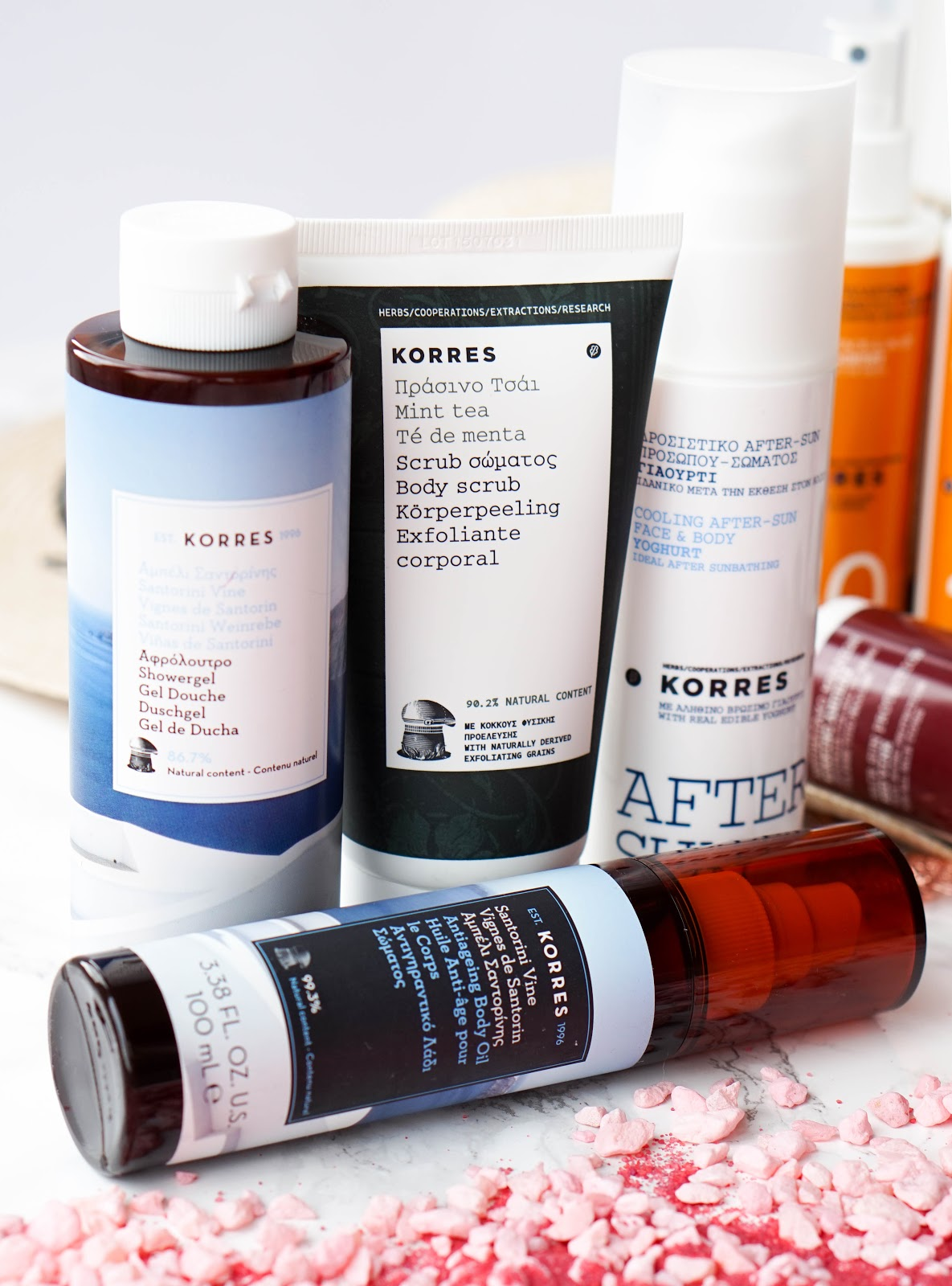 Summer Skin Ready with Korres