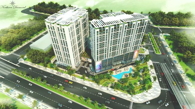 Ra mắt chính thức dự án Northern Diamond Long Biên