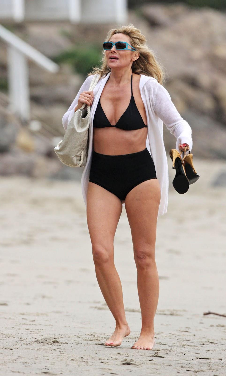 Apologise, but, Kim cattrall bikini think, that
