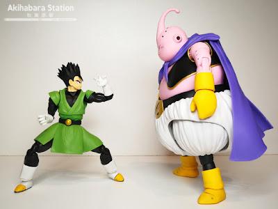 S.H.Figuarts Great Saiyaman de Dragon Ball Z - Tamashii Nations