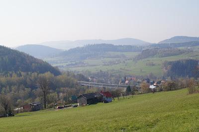 wiadukt w Ludwikowicach Kłodzkich