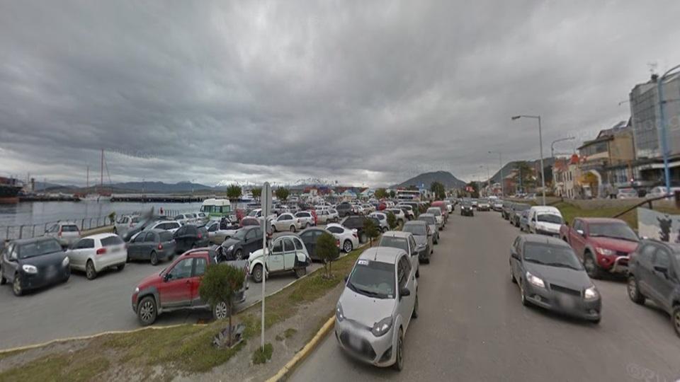 Casi 100 mil automoviles en TDF